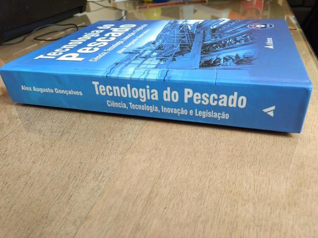 Livro Tecnologia do Pescado - Foto 3