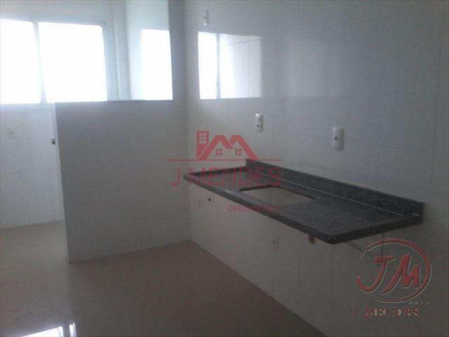 Locação de apartamento de 2 dormitórios sendo 2 suítes, varanda Gourmet c/ vista ... - Foto 3