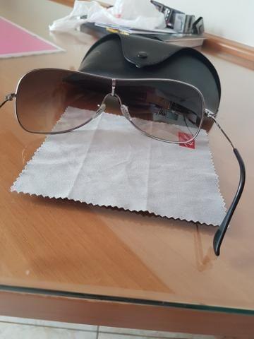 Óculos ray ban aviador mascara - Bijouterias, relógios e acessórios ... 42087362a1