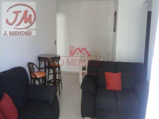 Apartamento com 2 dorms, Aviação, Praia Grande - R$ 265.000,00, 80m² - Codigo: 617... - Foto 8