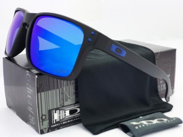 Óculos Oakley Holbrook 100% Polarizado Novo Oferta Entrega Grátis ... 6d3f3bb5cf