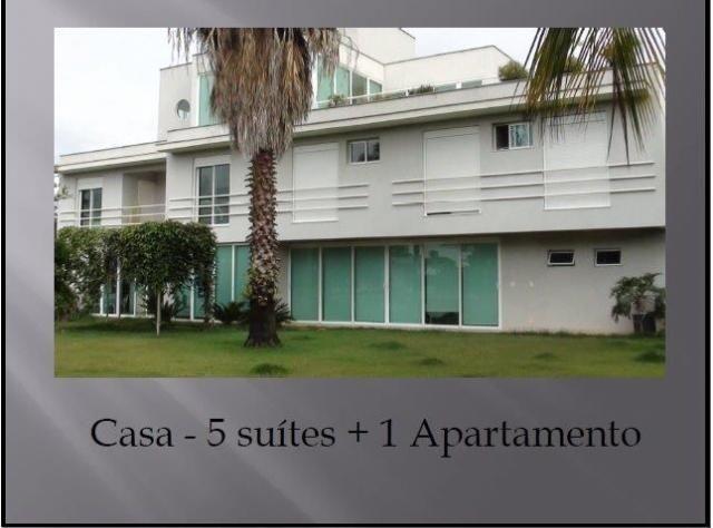 Casa 5 quartos sendo 5 suítes Maravilhosa !!!!! - Foto 6