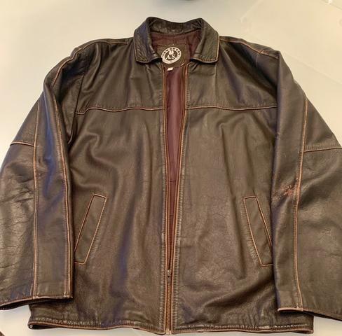 Jaqueta couro legítimo - Roupas e calçados - Camboriú de9979e945de4