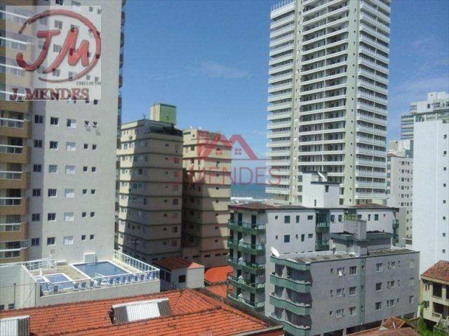 Apartamento com 2 dorms, Aviação, Praia Grande - R$ 265.000,00, 80m² - Codigo: 617... - Foto 9