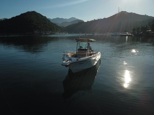 Lancha Fishing 265 - Mercruiser 5.0 V8 gasolina - Impecável - Foto 6