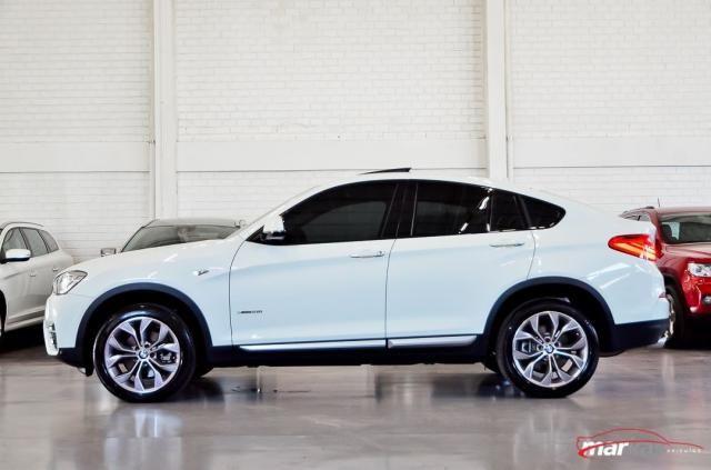 BMW X4 bmw x4 2.0 xdrive28i 245hp teto 7 mil km unico dono nova 4P - Foto 4