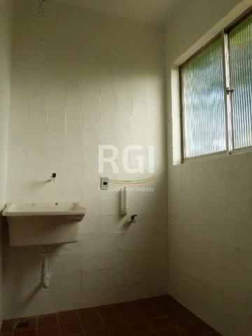 Apartamento à venda com 2 dormitórios em Nonoai, Porto alegre cod:MI270024 - Foto 18