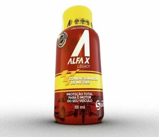 Alfa X Legacy Original Saito 100 ml