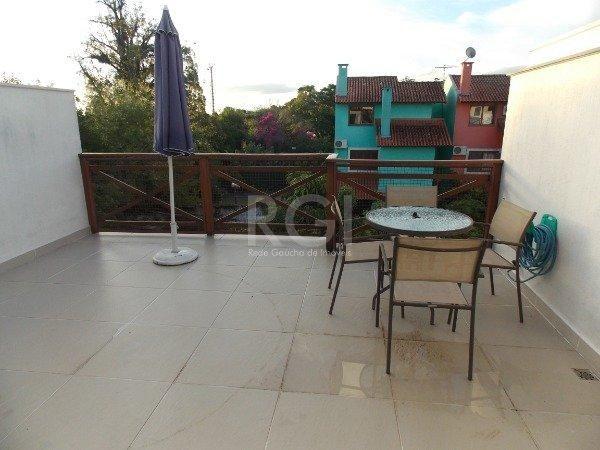 Casa de condomínio à venda com 3 dormitórios em Ipanema, Porto alegre cod:MI270550 - Foto 20