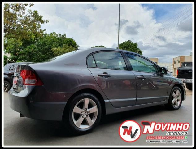 Honda/Civic Lxs 1.8 Aut. 09/10 - Foto 5