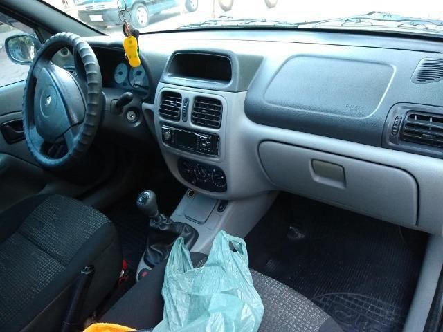 Renault Clio sedan 1.6 completo - Foto 11