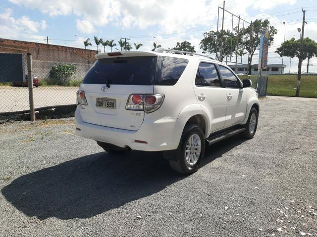 Toyota Hilux SW4 2.7 Flex 2012/2013 único dono automática - Foto 5