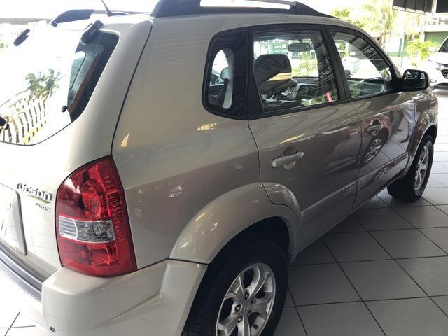 Hyundai Tucson Gls 2014 - Automático - Foto 4