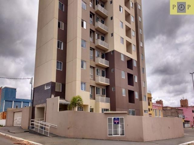 Residencial Georges Abdalla Apartamento com 2 quartos, 1 suíte, 2 vagas, lazer, último and - Foto 3