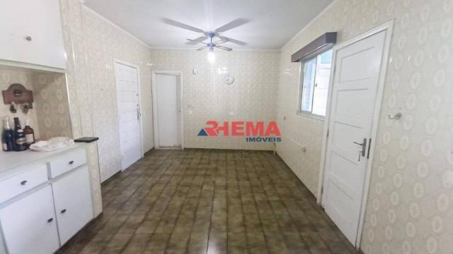 Apartamento com 3 dormitórios à venda, 146 m² por R$ 629.000,00 - Aparecida - Santos/SP - Foto 10