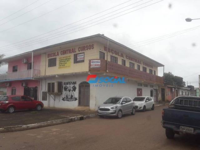 PONTO COMERCIAL NO CENTRO DE CANDEIAS DO JAMARI