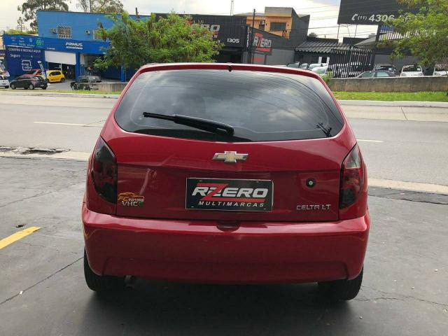 Chevrolet Celta 2014 Lt Completo 1.0 8V Flex Revisado 4 Portas Novo - Foto 4