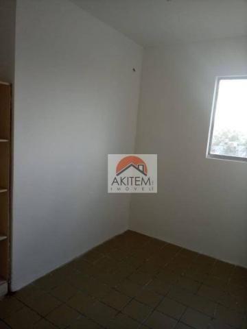Apartamento com 3 dormitórios à venda, 115 m² por R$ 400.000 - Jardim Atlântico - Olinda/P - Foto 9