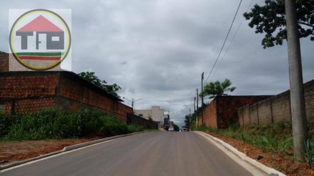 Terreno à venda, 312 m² por R$ 125.000,00 - Belo Horizonte - Marabá/PA - Foto 3