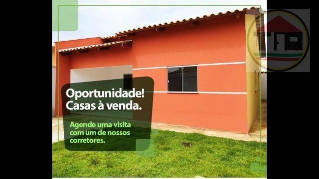 Casa à venda, 62 m² por R$ 145.000,00 - Nova Marabá - Marabá/PA - Foto 13