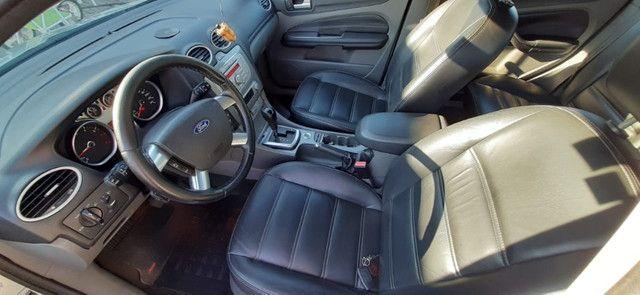 Vendo ford focus hatch 2.0 aut. flex - Foto 7