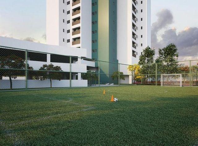 FG*Apartamento 4Qts alto padrão-135M² 3suítes-Ilha do Retiro -Varanda Gourmet - Foto 11