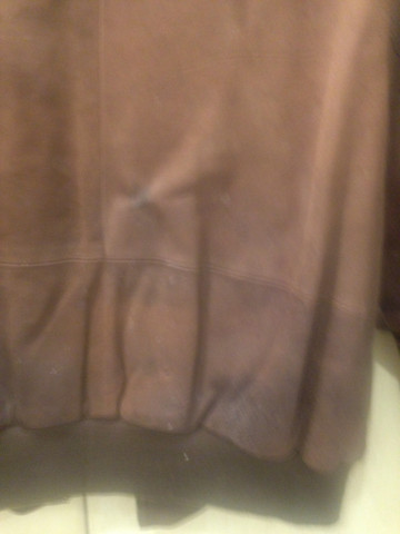Jaqueta de camurça marrom - Foto 5