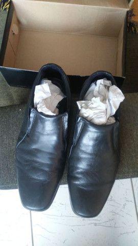 Sapato Pegada Original, Tamanho 39/40, Na loja esta R$190,00 - Foto 5