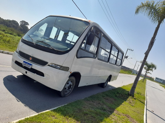 Micro ônibus motohome /especial comercio