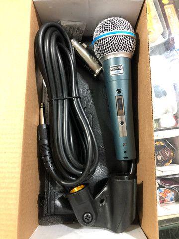 Microfone KM58 KSR pro - Foto 2