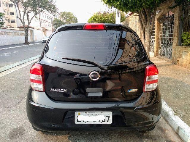 Nissan March 1.0S Flex - Foto 3