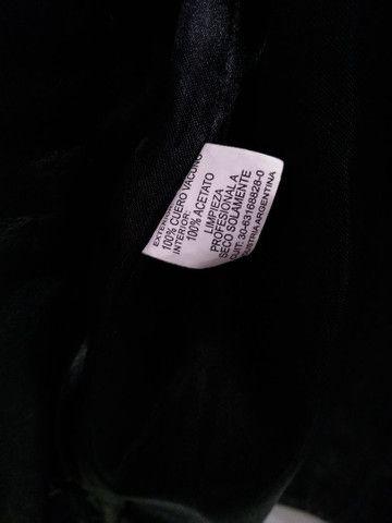 Jaqueta de couro Argentina - Foto 4