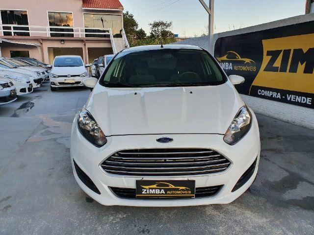 Ford-Fiesta SE 1.6 Flex Ano 2018 Único Dono!!! - Foto 6