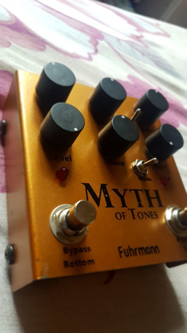Pedal Fuhrmann Myth of Tones - Foto 4