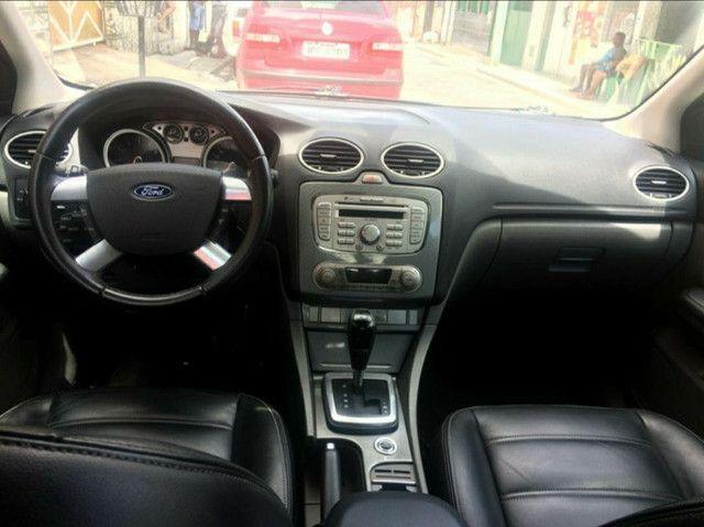 Ford Focus ghia 2010 automático com teto solar - Foto 3