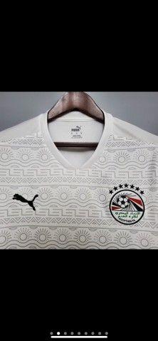 Camisetas da Roma e Seleção  - Foto 5