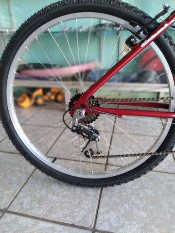 """Bicicleta aro 26"""" - Foto 4"""