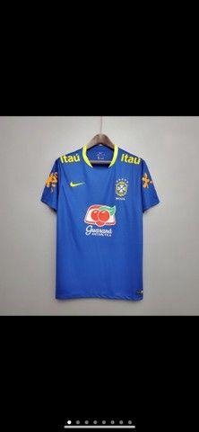 Camisetas da Seleção Brasileira - Foto 4