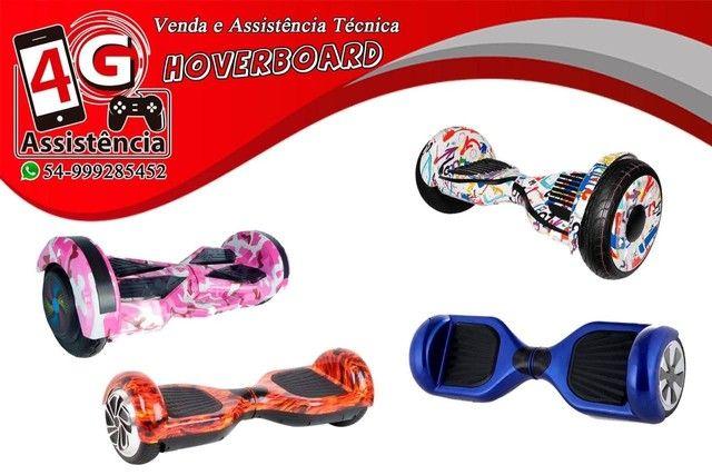 Hoverboard 6.5 Branco  - Foto 3