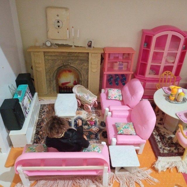 Casa da Barbie | Completa usada   - Foto 4