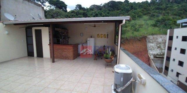 Cobertura com 2 dormitórios à venda, 100 m² por R$ 299.000,00 - Recanto da Mata - Juiz de  - Foto 9