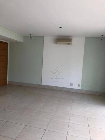 Apartamento no Edifício Jardins de France com 3 dormitórios à venda com 118 m² por R$ 550. - Foto 16