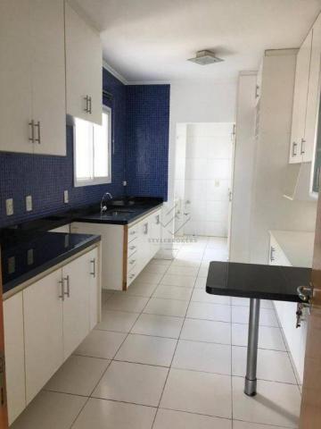 Apartamento no Edifício Jardins de France com 3 dormitórios à venda com 118 m² por R$ 550. - Foto 15