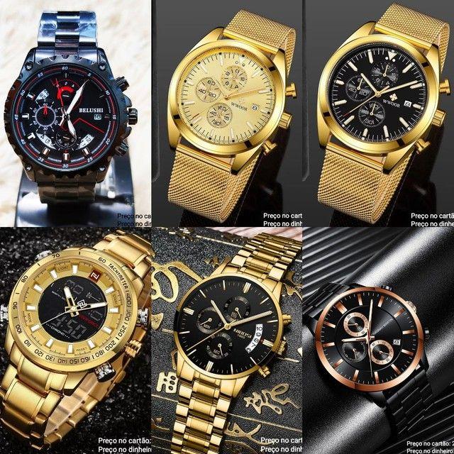 Relógios Relógios Relógios Relógios Relógios - Foto 6