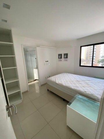 Alugo apt com 2 quartos completamente mobiliado no coração de boa viagem R$:3.500 - Foto 7