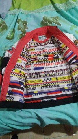 Jaqueta Motociclista Feminina