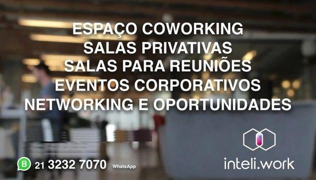 Salas, Escritório e Salas de Reunião - StartUP 50 - InteliWork Coworking - Foto 3