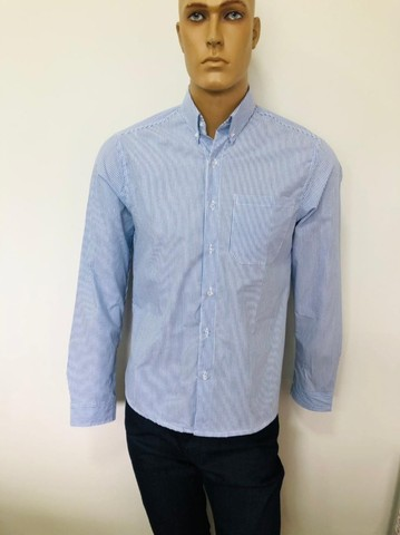 Camisas Sociais Slin - Foto 6