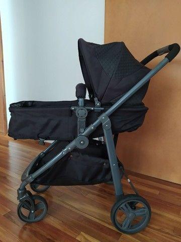 Carrinho de bebê Galzerano+ Bebê Conforto Kiddo - Foto 2
