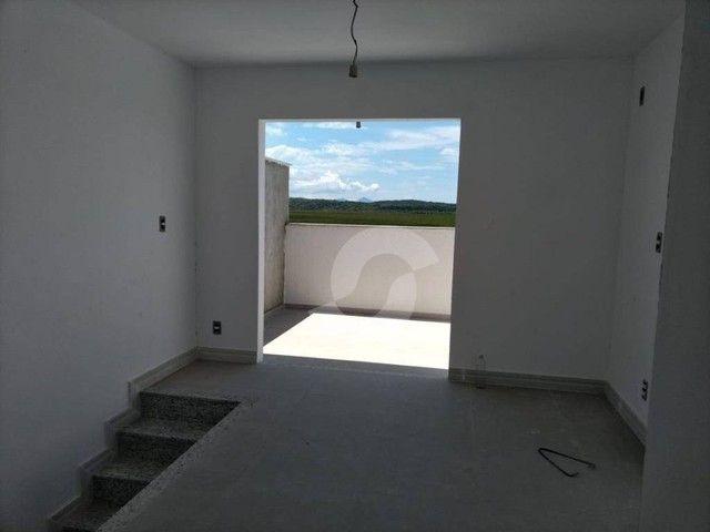 Cobertura com 3 dormitórios à venda, 110 m² por R$ 300.000,00 - Jardim Atlântico Leste (It - Foto 7